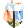 CariocaPup: bandana ecológica Tucano - Coleção Natureza